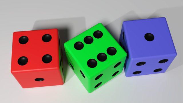 ボーナス確率や小役確率は収束する?